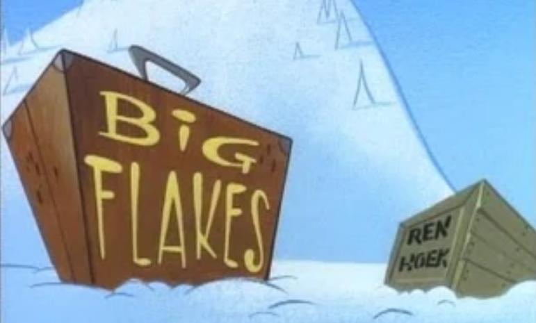 Season 5 - Big Flakes