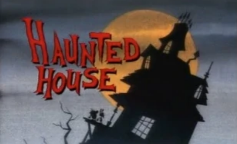 Season 2 - Haunted House Plot