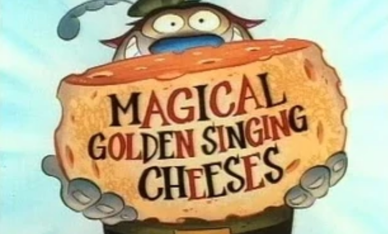 Season 4 - Magical Golden Singing Cheeses