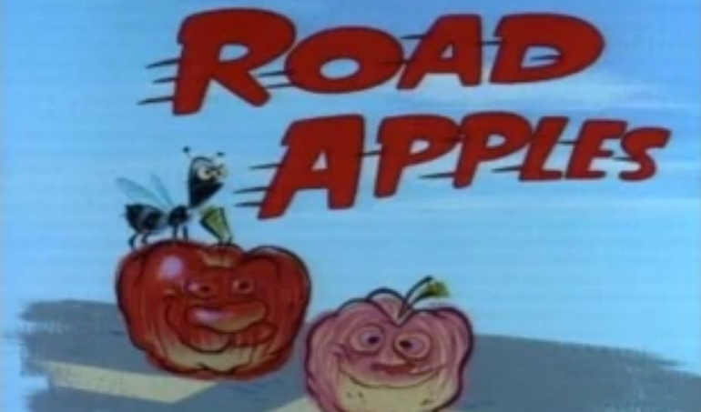 Season 3 - Road Apples