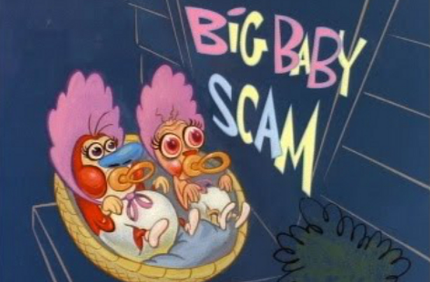Season 2 - Big Baby Scam Plot