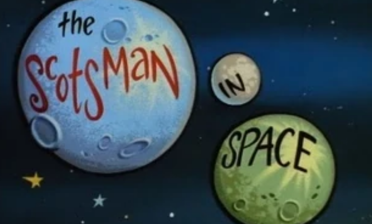 Season 4 - The Scotsman in Space